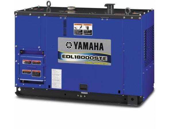 Бензогенератор Yamaha EDL18000STE