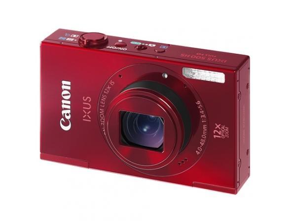 Цифровой фотоаппарат Canon Digital IXUS 500 HS
