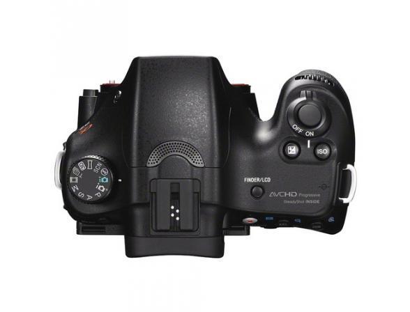 Зеркальный фотоаппарат Sony Alpha SLT-A57M Kit 18-135*