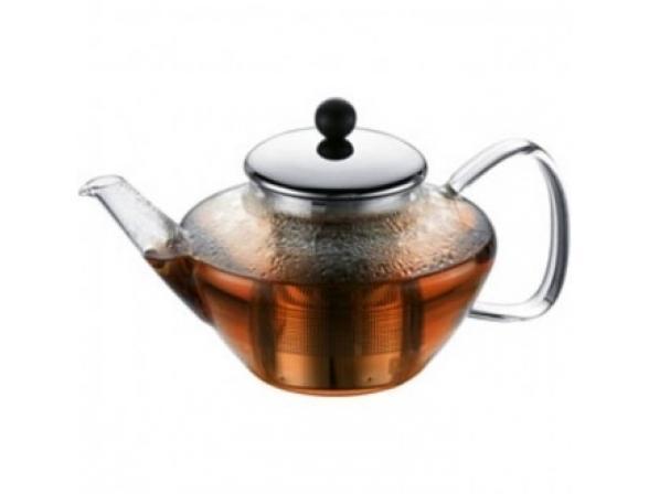 Чайник заварочный c прессом BODUM Classic 0.6л