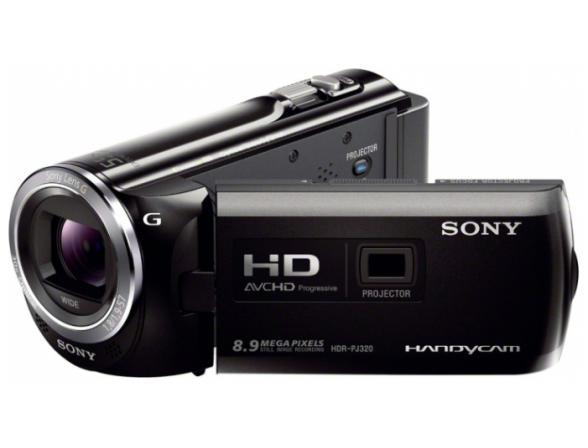 Видеокамера Sony HDR-PJ320E*