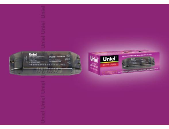 Электронный трансформатор Uniel UET-HA-60T