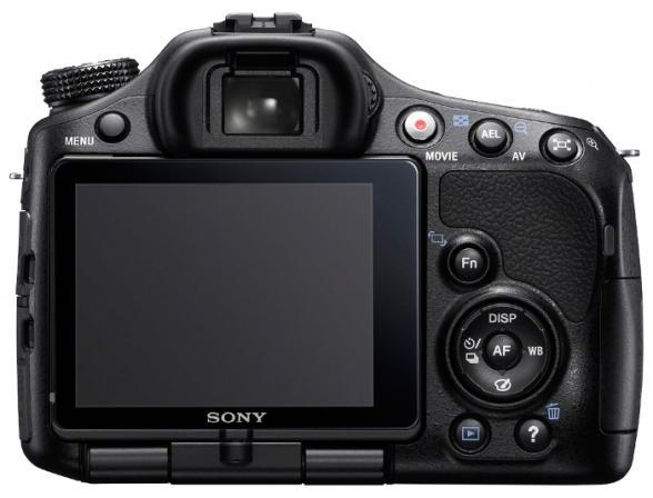 Зеркальный фотоаппарат Sony Alpha SLT-A65 Kit 18-55*