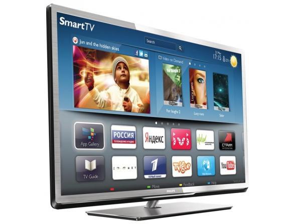 Телевизор LCD Philips 32PFL5507T/60