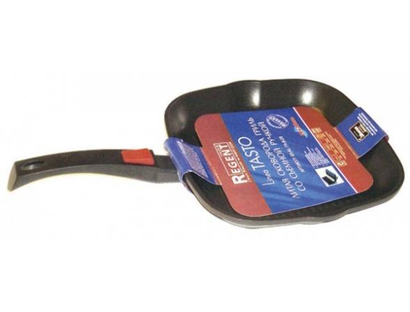 Сковорода-гриль Regent Inox TASTO 93-AL-TA-6-28