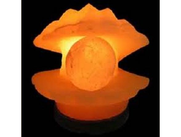 Солевая лампа ZENET Жемчужина