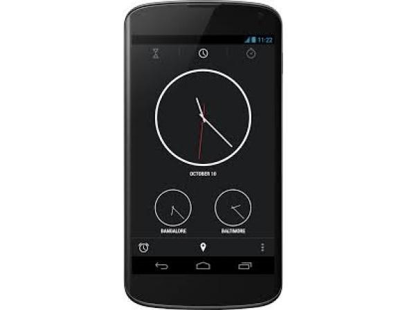 Смартфон LG Nexus 4 8Gb White