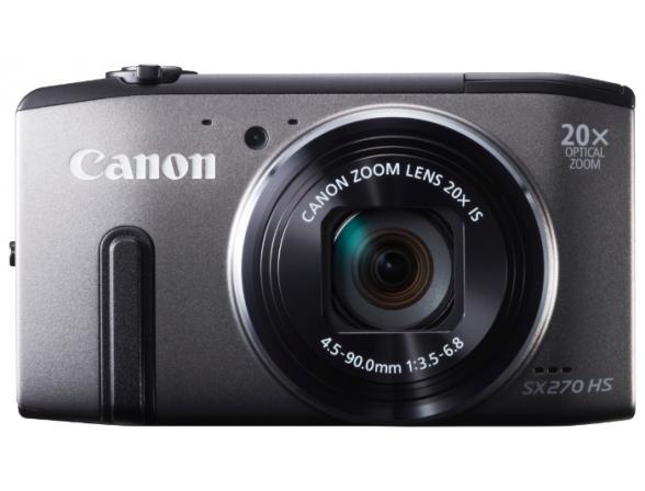 Цифровой фотоаппарат Canon PowerShot SX270 HS