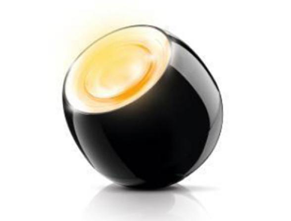 Декоративный светильник Philips 6915030PH LivingColors mini Glossy Black EU 1CT/4 (4)