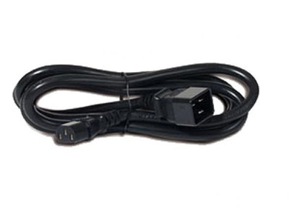 Силовой кабель APC Pwr Cord, 10A, 100-230V, C13 to C20