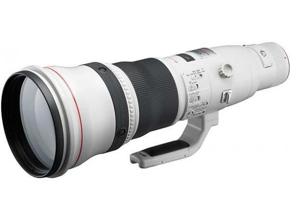 Объектив Canon EF 800 mm f/5.6L IS USM