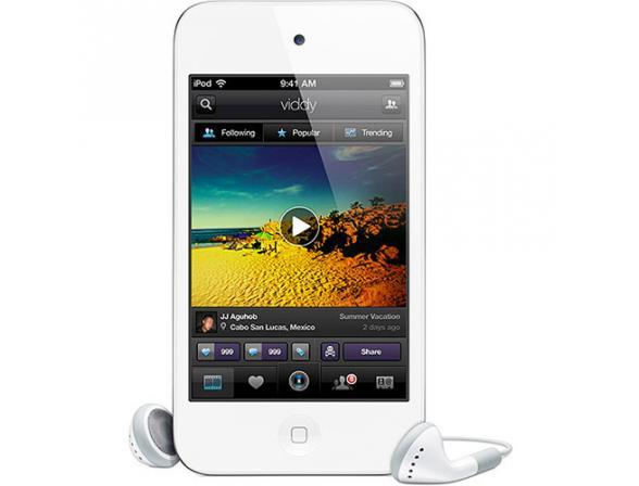 MP3 плеер Apple iPod touch 4 8Gb White