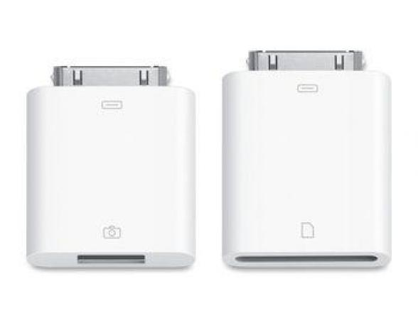 Переходник Apple iPad Camera Connection Kit