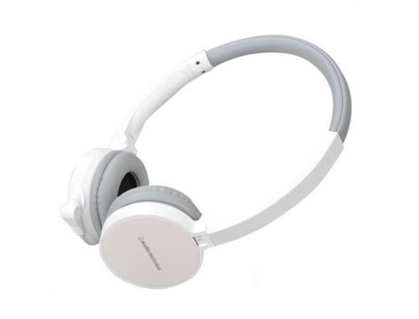 Наушники Audio-Technica ATH-WM55 WH