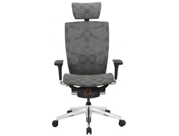 Кресло руководителя BURO 811/Grey