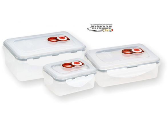 Набор ваккумных контейнеров Vitesse VS-8700