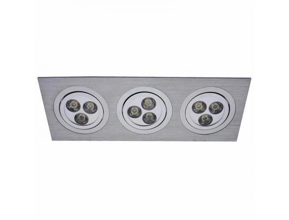 Светильник настенно-потолочный ARTELAMP A5902PL-3SS