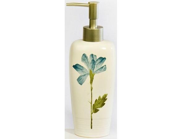 Дозатор для жидкого мыла CROSCILL Spa Leaf 6A0-003O0-6075