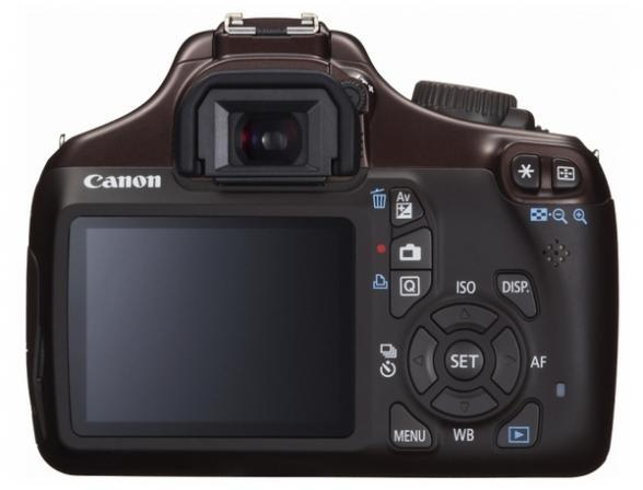 Зеркальный фотоаппарат Canon EOS 1100D Kit 18-55 IS II*