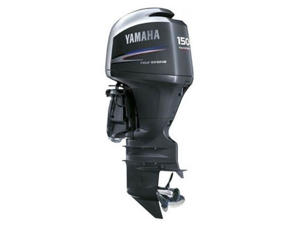 Лодочный мотор Yamaha F 150 AETX