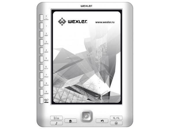 Электронная книга Wexler Book E6001 белая