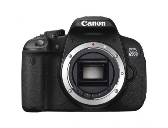 Зеркальный фотоаппарат Canon EOS 650D Kit 18-135 IS