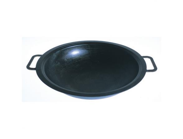 Сковорода костровая OPA Muurikka Wok 43см, глубина 8,5см