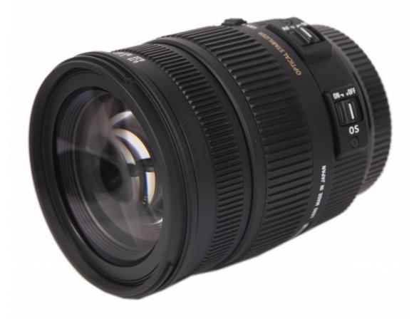 Объектив Sigma AF 17-70mm f/2.8-4 DC MACRO OS HSM New CANON