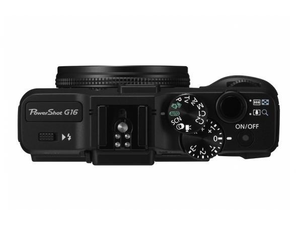 Цифровой фотоаппарат Canon PowerShot G16