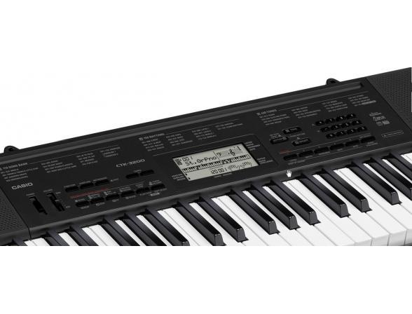 Синтезатор Casio CTK-3200
