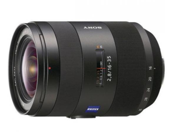 Объектив Sony Carl Zeiss Vario-Sonnar T*16-35mm f/2.8 ZA SSM*