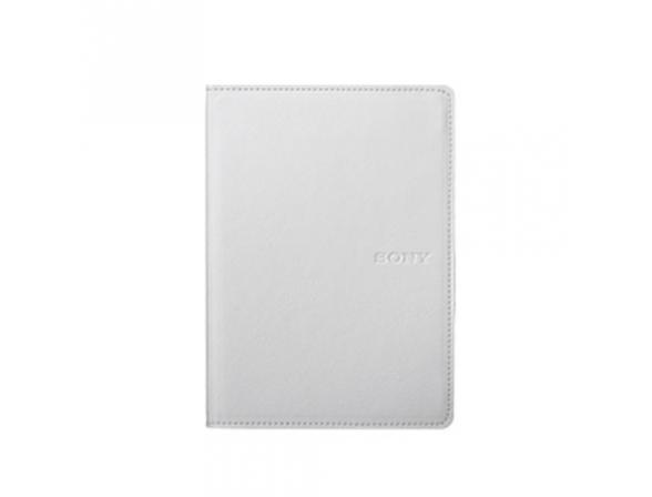 Обложка Sony кожаная для Sony PRS-300 White