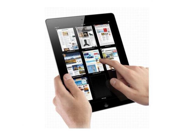 Планшет Apple iPad 2 16Gb Wi-Fi + 3G Black*