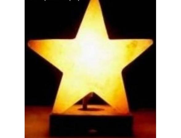 Солевая лампа ZENET Звезда