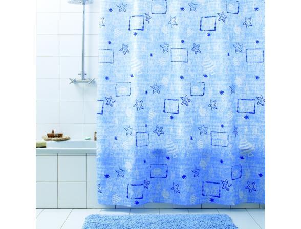 Штора для ванной Bacchetta 180х200 Marea