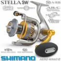 Катушка с передним фрикционом Shimano STELLA SW 4000