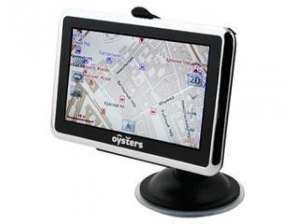 GPS-навигатор Oysters Chrom 1010