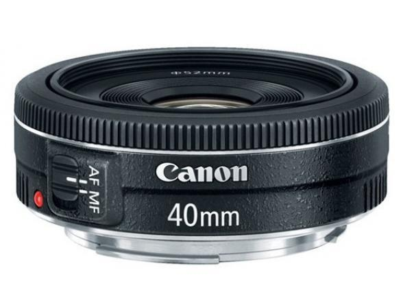 Объектив Canon EF 40 f/2.8 STM