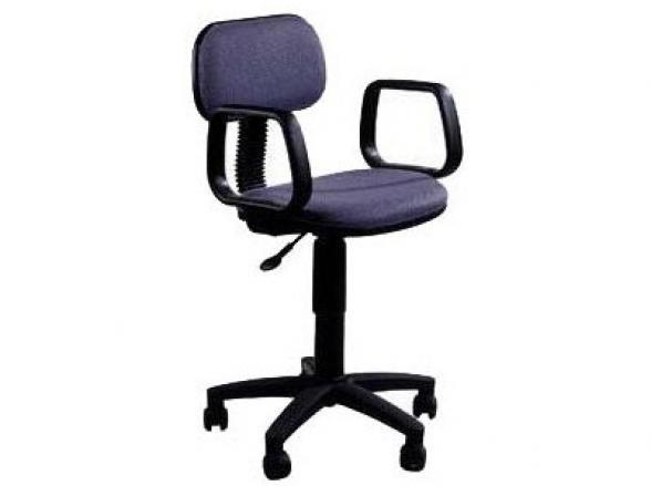 Кресло с подлокотниками BURO Ch-201AXN/Purple