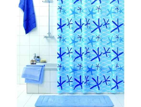 Штора для ванной Bacchetta 180х200 Netty
