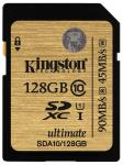 Флэш память Kingston 128 Gb SDXC Card Class 10 UHS-I U1