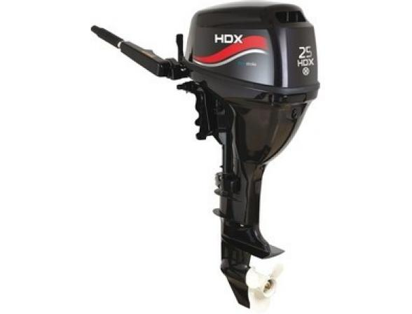 Лодочный мотор HDX 2-х тактный F 25 FWS