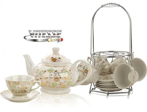 Сервиз чайный/кофейный Vitesse VS-8566