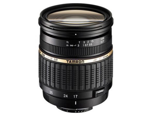 Объектив Tamron SP AF 17-50mm F/2.8 XR Di II LD Aspherical (IF) Canon EF-S