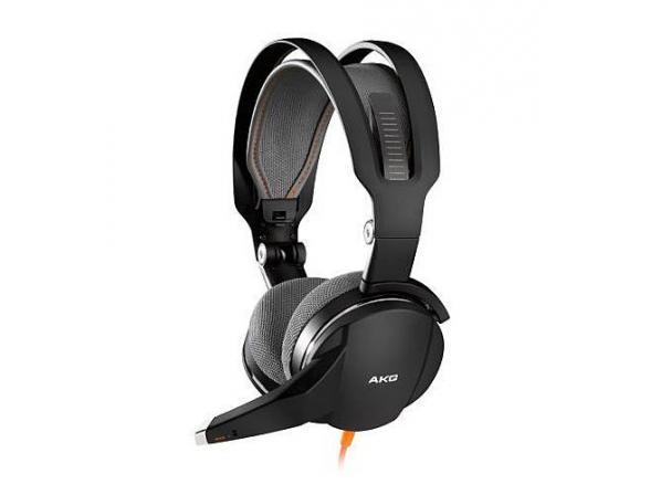 Игровые складные наушники закрытого типа: AKG GHS1/ BLACK