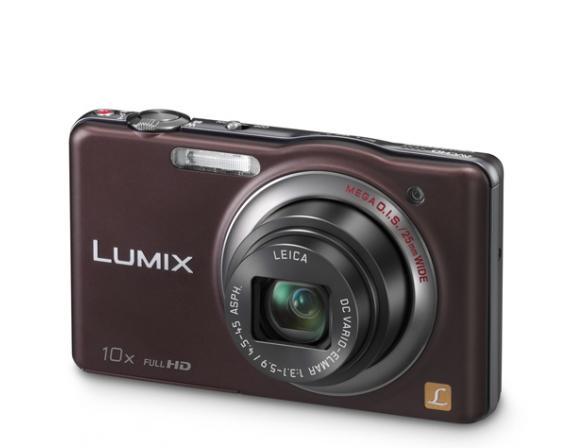 Цифровой фотоаппарат Panasonic Lumix DMC-SZ7