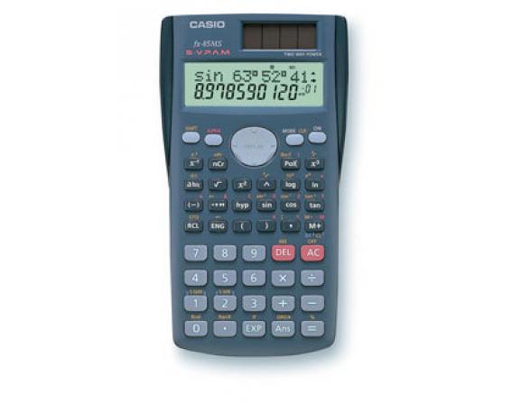 Калькулятор научный Casio casFX-85MS-SA-EH-D