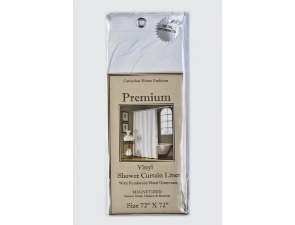 Защитная шторка белая CARNATION Premium 4 Gauge White
