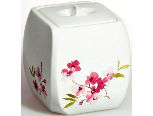 Косметическая емкость с крышкой CROSCILL Cherry Blossoms 6A0-007O0-2504*