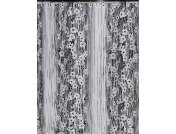 Шторка Creative Bath Blossoms S1046WH*